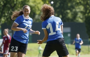 Tüdrukute U15 koondis osaleb Leedus Balti turniiril