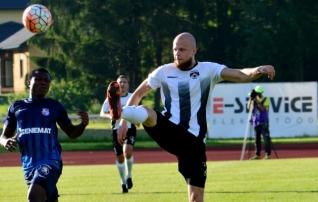 Tšurilkin proovib läbimurret suures jalgpallis