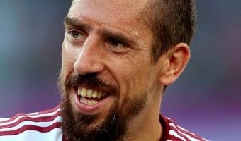 Ära tuleb Franck Ribery... ja sekkub noormängija Water Break