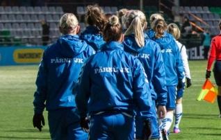 Pärnu sai Poola naiskonnalt suure kaotuse