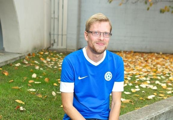 Mika Keränen. Foto: EJL
