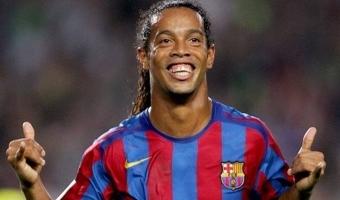 Hea vaatamine, kuidas Ronaldinho lüpsab Gattusot, Nestat ja Pirlot