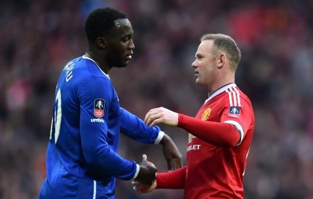 Kui Romelu Lukaku ja Wayne Rooney tänavu kohtuvad, on särgid vahetunud. Tähtis samm on see mõlema jaoks. Foto: bleacherreport.com