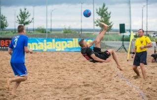 Laupäeval selgub Eesti parim rannajalgpallimeeskond