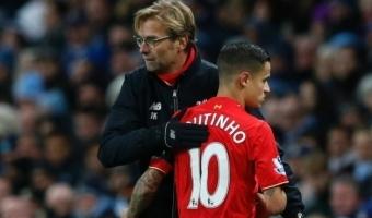 Ai kui ilus! Coutinho keerutas karistuslöögi Leicesteri väravavõrku