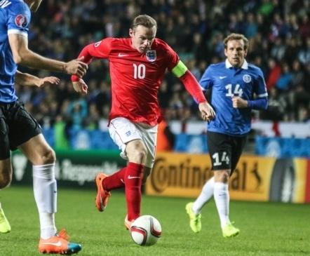 Wayne Rooney lõpetas koondisekarjääri