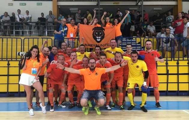 Foto: Narva Unitedi Facebook