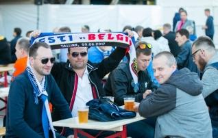 Eesti – Maroko kohtumise eel on avatud festivaliala