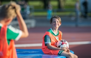 Pühapäevasel koondise mängul on pallipoisteks FC Levadia noored
