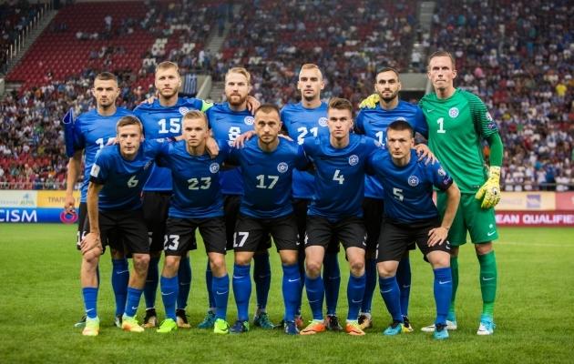 Need mehed viisid eile Eesti suure tulemuseni. Foto: Jana Pipar / EJL