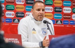 Küprose treener: Tallinn on selles valikgrupis üks raskemaid mängupaiku