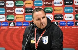 Küprose treener: kaotasime punktid, aga saime õppetunni