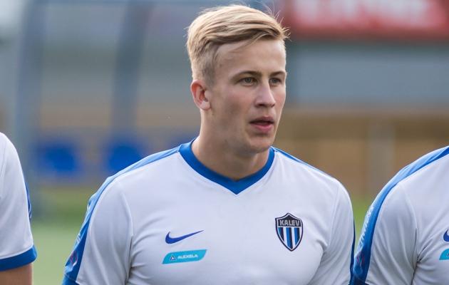 Andre Järva on Esiliigas löönud 10 mänguga 19 väravat. Foto: Jana Pipar/EJL