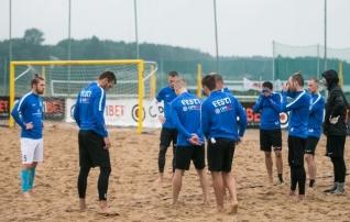 Eesti koondis jäi Serbiale alla ülipika penaltiseeria järel