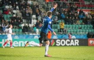Eesti toetajad saavad tasuta Gibraltari mängu pileteid pühapäevani