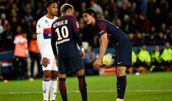 Üks variant, kuidas Neymar ja Cavani penalti järgmisel korral välja näeb