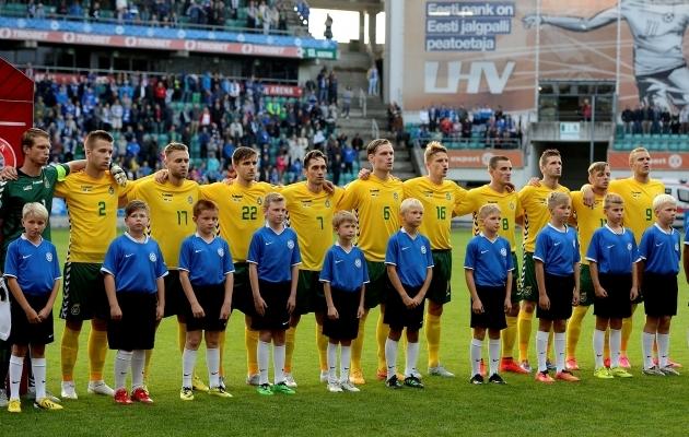 Leedu seisab dilemma ees, mis vabalt võinuks olla meie oma. Foto: Imre Pühvel