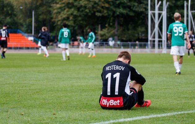 Kirill Nesterovi leping kestab 2018. aasta lõpuni. Foto: Oliver Tsupsman
