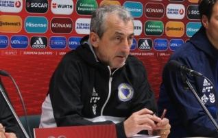 Bosnia treeneritoolilt lahkuda võiv juhendaja: ootasime, et Eesti avab end rohkem
