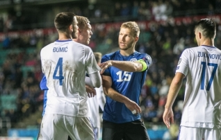 Klavan: Eesti jalgpall on eriline jalgpall ja meie treenerid teavad, mida arvestada