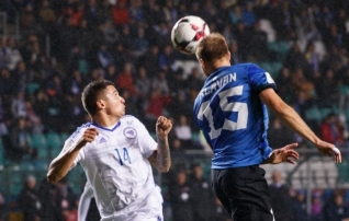 Statistika: Eesti lõi Bosnia vastu rohkem võimalusi