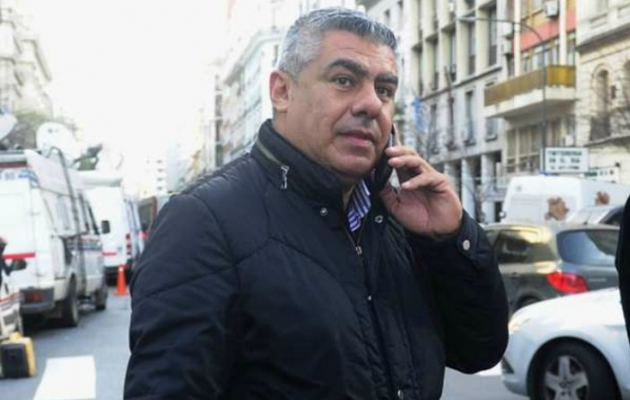 Selle aasta märtsist asus Argentina jalgpalli korrastama Claudio Tapia, kes Armando Perezi töö üle võttis. Foto: 442.perfil.com
