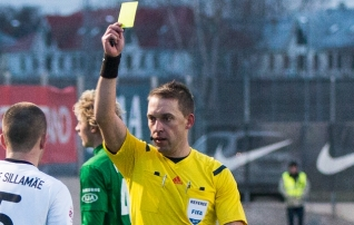 Eesti kohtunikud teenindavad täna noorte Meistrite liiga mängu