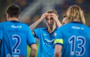 Vaštšuk jäi Läti karikafinaalis kaotajaks