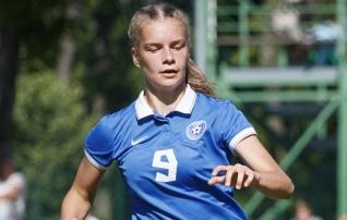 Hollandi neiud lõid Eestile 12 väravat