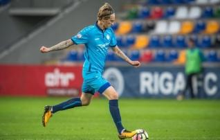Draama Lätis: Vaštšuk ja veel viis mängijat said punased, Riia langes penaltitega