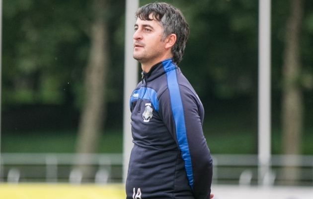 Irfan Ametov on Sillamäel ametis olnud viimased paar kuud. Foto: Brit Maria Tael