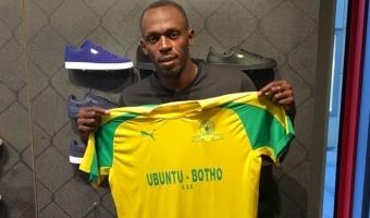 Usain Bolt liitus jalgpalliklubiga! Päriselt, Usain Bolt liitus jalgpalliklubiga!