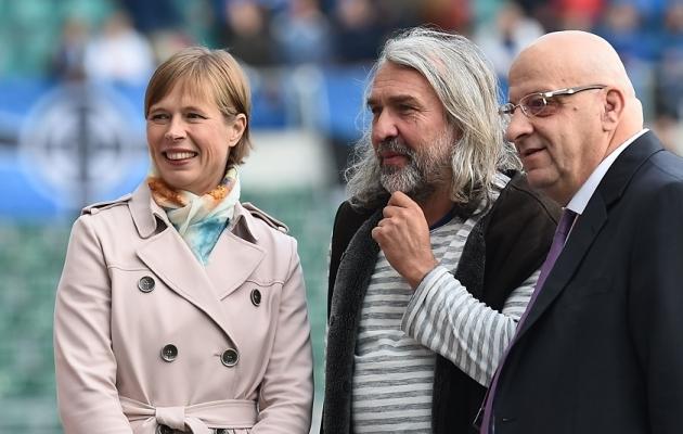 Aivar Pohlak (keskel). Foto: Imre Pühvel