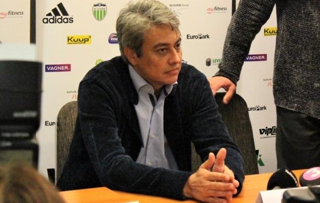 Andrei Leškin. Foto: Kasper Elissaar