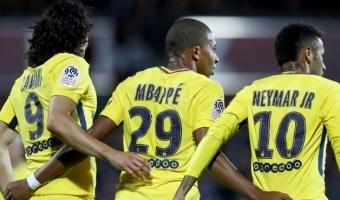 PSG ja Neymari jõulukink läks totaalselt aia taha