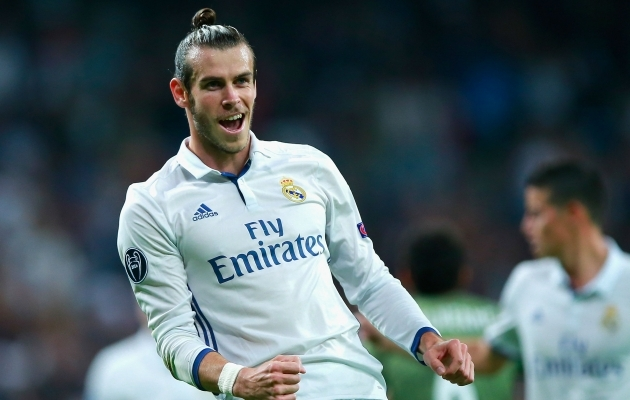 Gareth Bale. Foto: theweek.co.uk