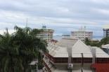 Fidži ja koondislaste saabumine hotelli