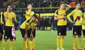 Dortmundi fännid on jõudnud staadiumisse, kus nende naine kahtlustab teda petmises