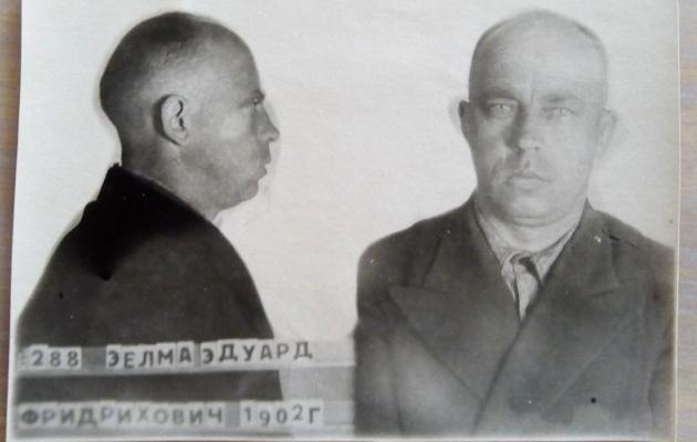 Foto arreteeritud Etsist.