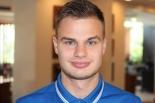 Eesti koondis enne mängu Fidžiga