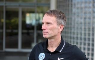 Eesti ei saa mänguks Fidžiga ideaalset ettevalmistust, esimene trenn oli Reimi sõnul nagu pansionaadi hommikuvõimlemine