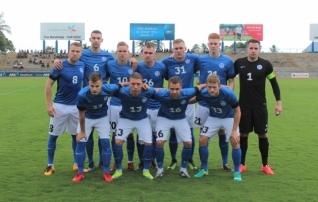 Eesti sai Fidžil kuiva võidu