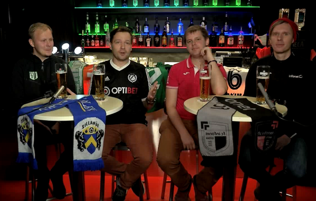 Fännid baaris 2. episood: ausalt ja valehäbita FCI Levadiast ning Sillamäe Kalevist