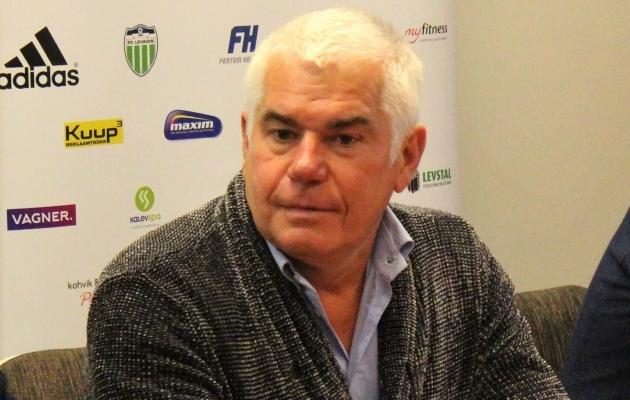 Viktor Levada. Foto: Kasper Elissaar