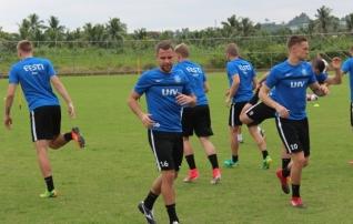 Vanuatu avaldas koosseisu mänguks Eestiga