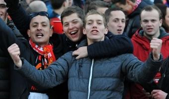 Maruohtlik värk: Feyenoordi fännid panid Manchesteri tossama