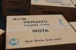 Eesti koondise mängueelne trenn Vanuatul