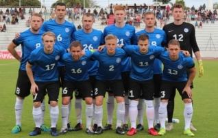 Eesti koondis plaanib aasta alguses turneele minna