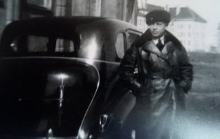 Eduard Ellmann - Eesti koondise 20. sajandi parim väravakütt, kelle okupandid maha lasid