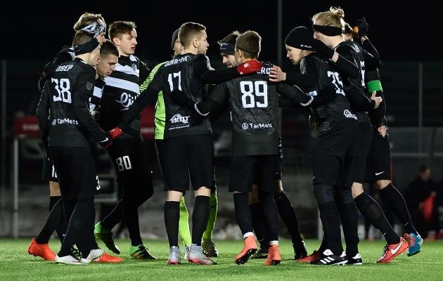 Hooaja avamängus läheb Welco Tartu derbis vastamisi Santosega. Foto: Imre Pühvel